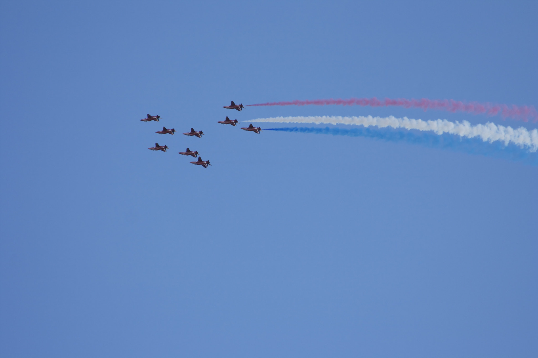 Photograph Red Arrow Lancaster Formation by Chris Stewart on 500px
