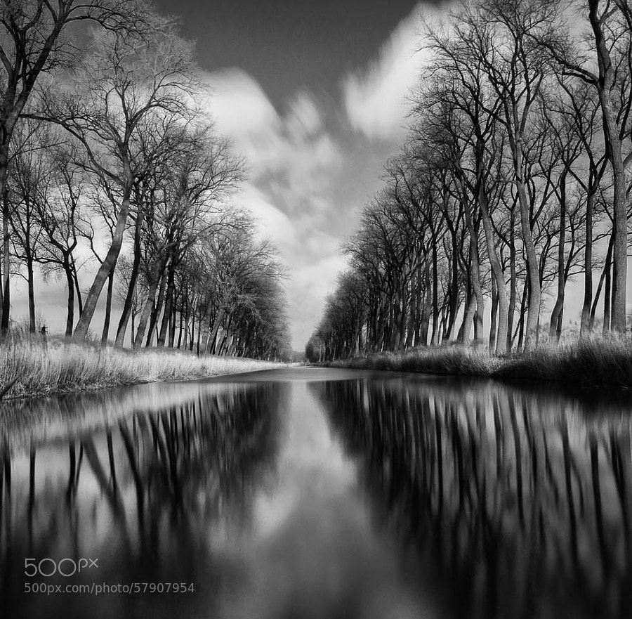 Photograph Smooth River by Johan Vanreybrouck on 500px