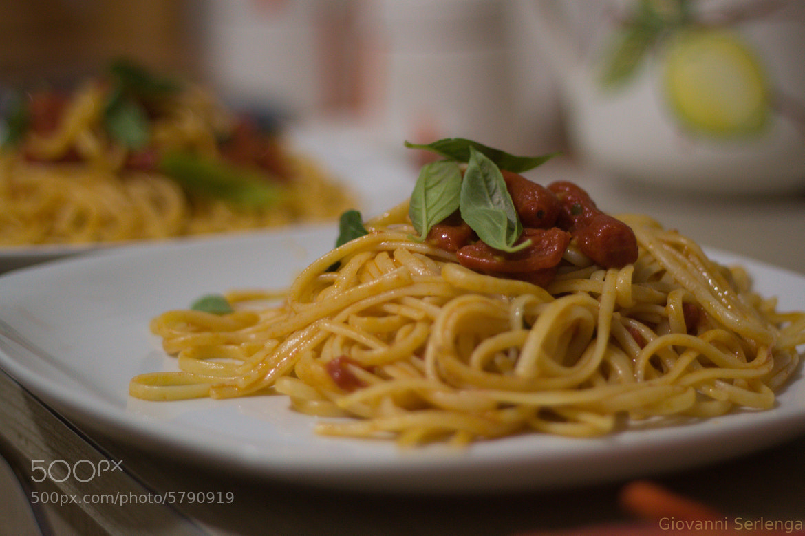 Photograph Spaghetti by Giovanni Serlenga on 500px
