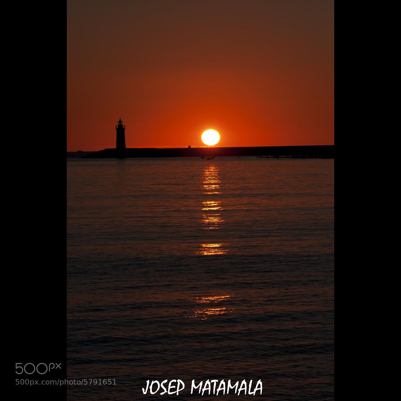 Photograph POSTA DEL SOL by JOSEP MATAMALA on 500px