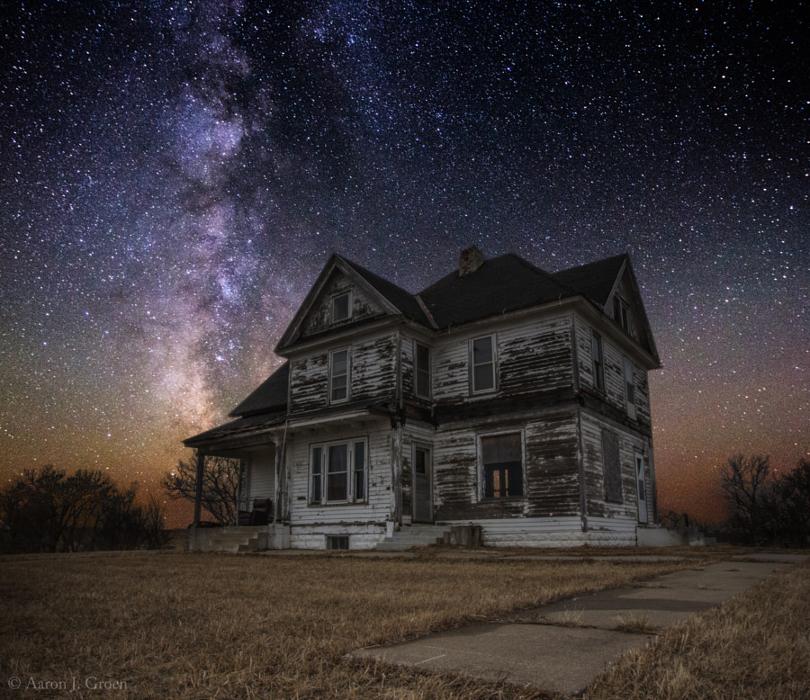 What Once Was by Aaron J. Groen on 500px.com