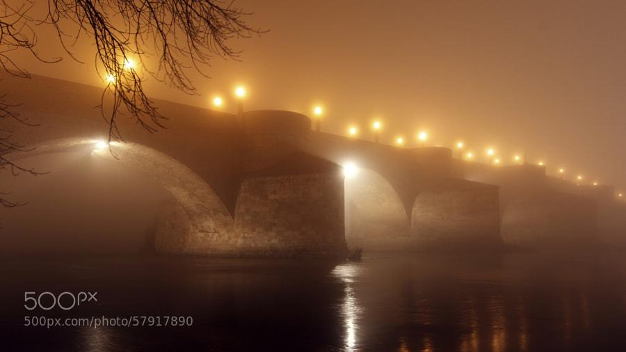El Puente de Piedra ! by Tony Goran on 500px.com