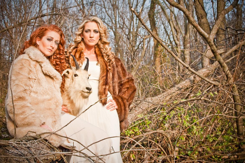 Photograph Heather & Kristen Gargon  by JL Joseph Beaulieu on 500px