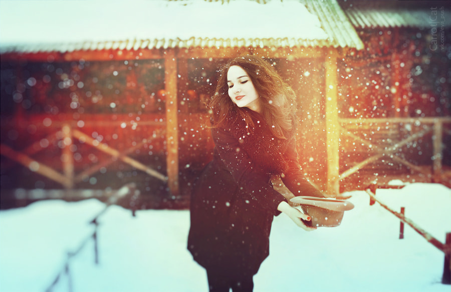 Photograph snow! by Zhenya S. on 500px