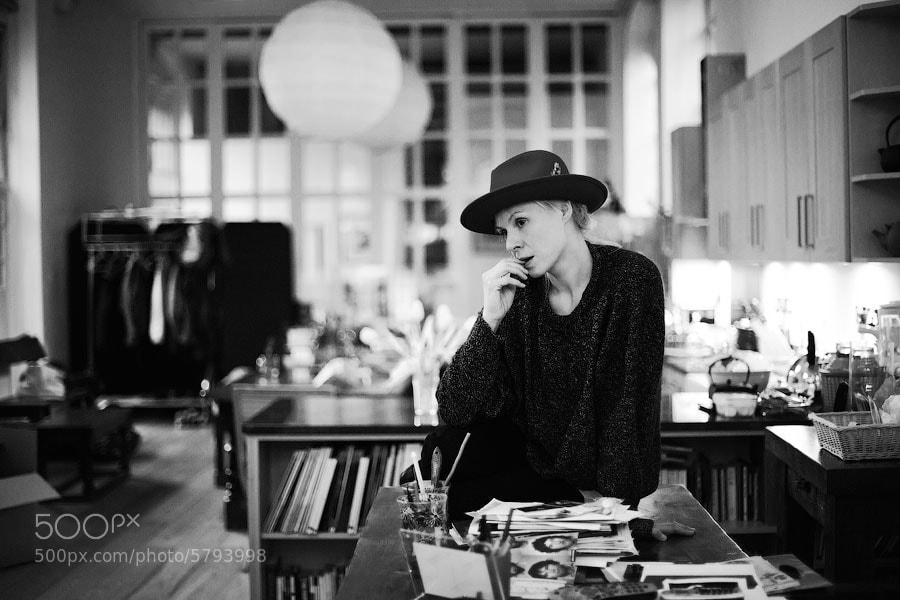 Photograph Dina Korzun by Elena Alhimovich on 500px