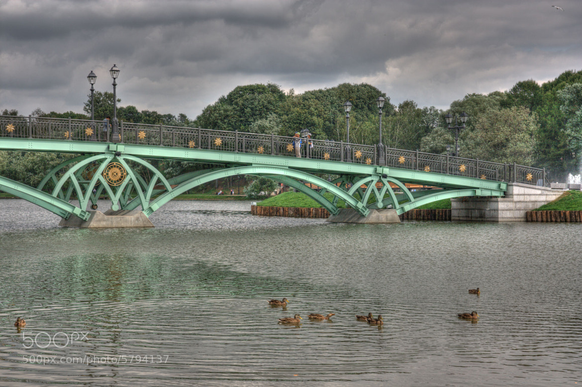 Photograph Bridge by Alexander Fedyashov on 500px