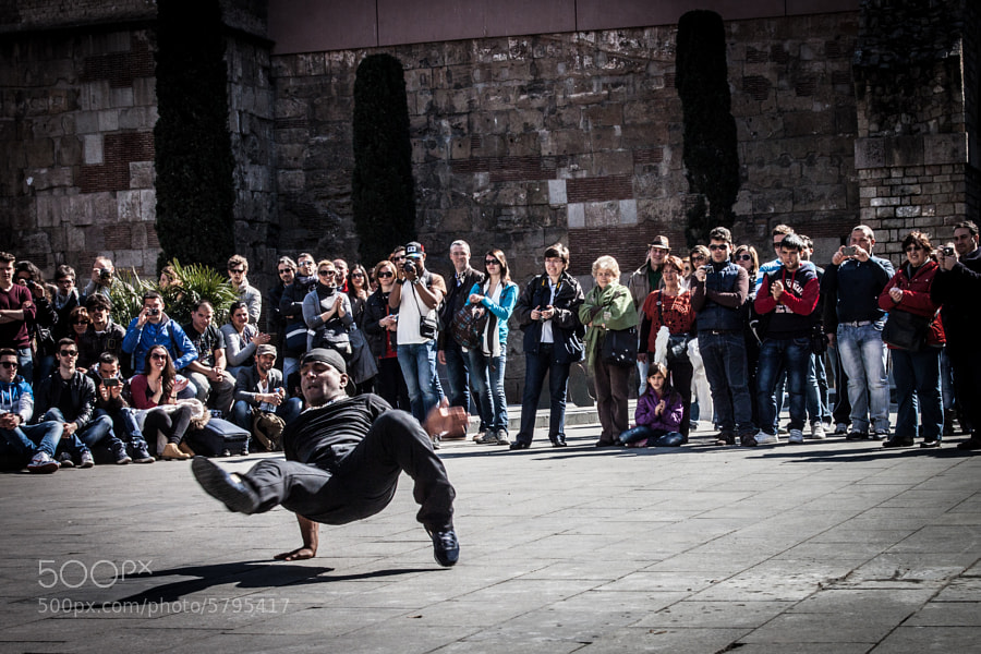 Break Dancer by Pedro Cano (maxpower76) on 500px.com