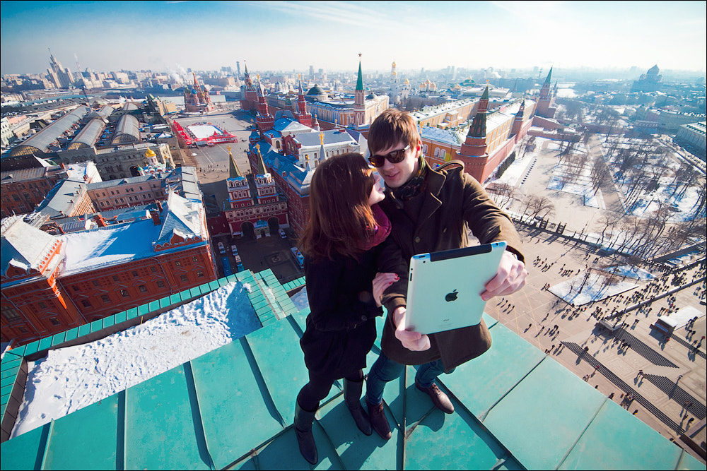 Photograph On the Edge of Red Square by Kirill Vselensky on 500px