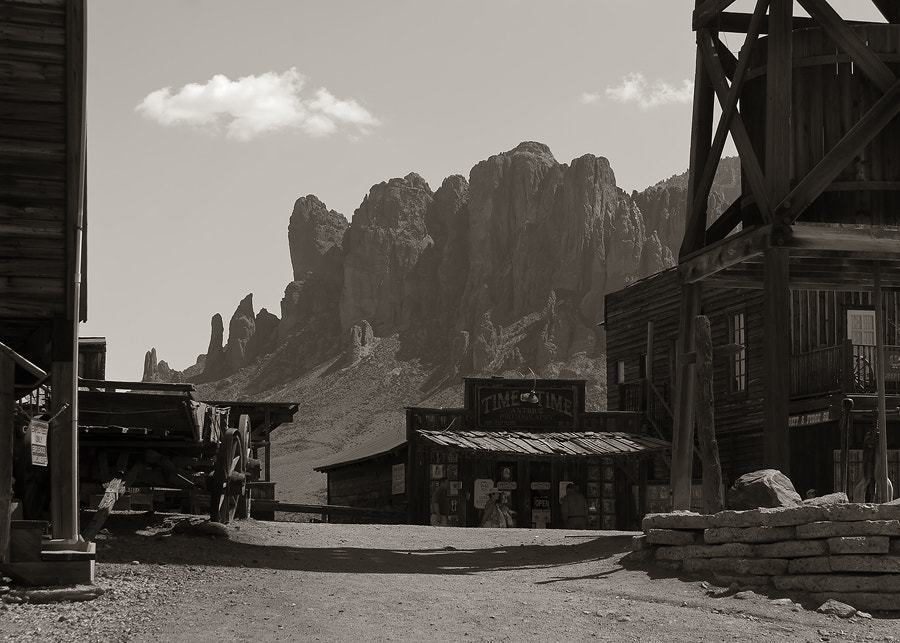 Photograph Superstition Arizona by Luc Busquin on 500px