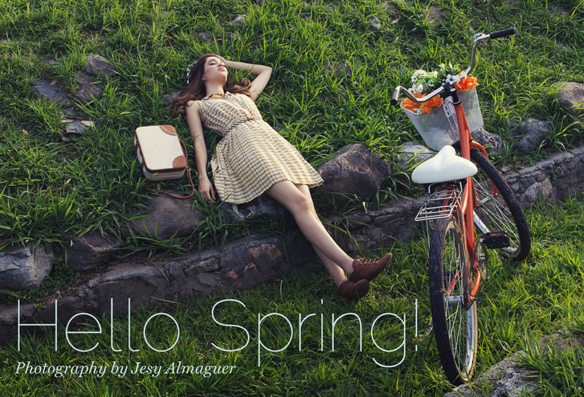 Photograph Hello Spring! by Jesy  Almaguer on 500px