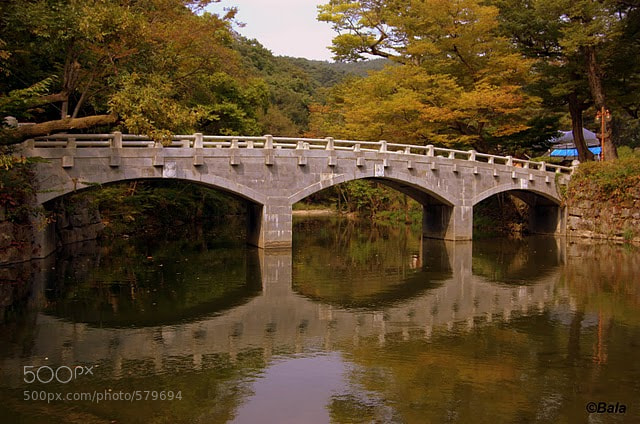 Photograph Bridge by Balakrishna Rao on 500px