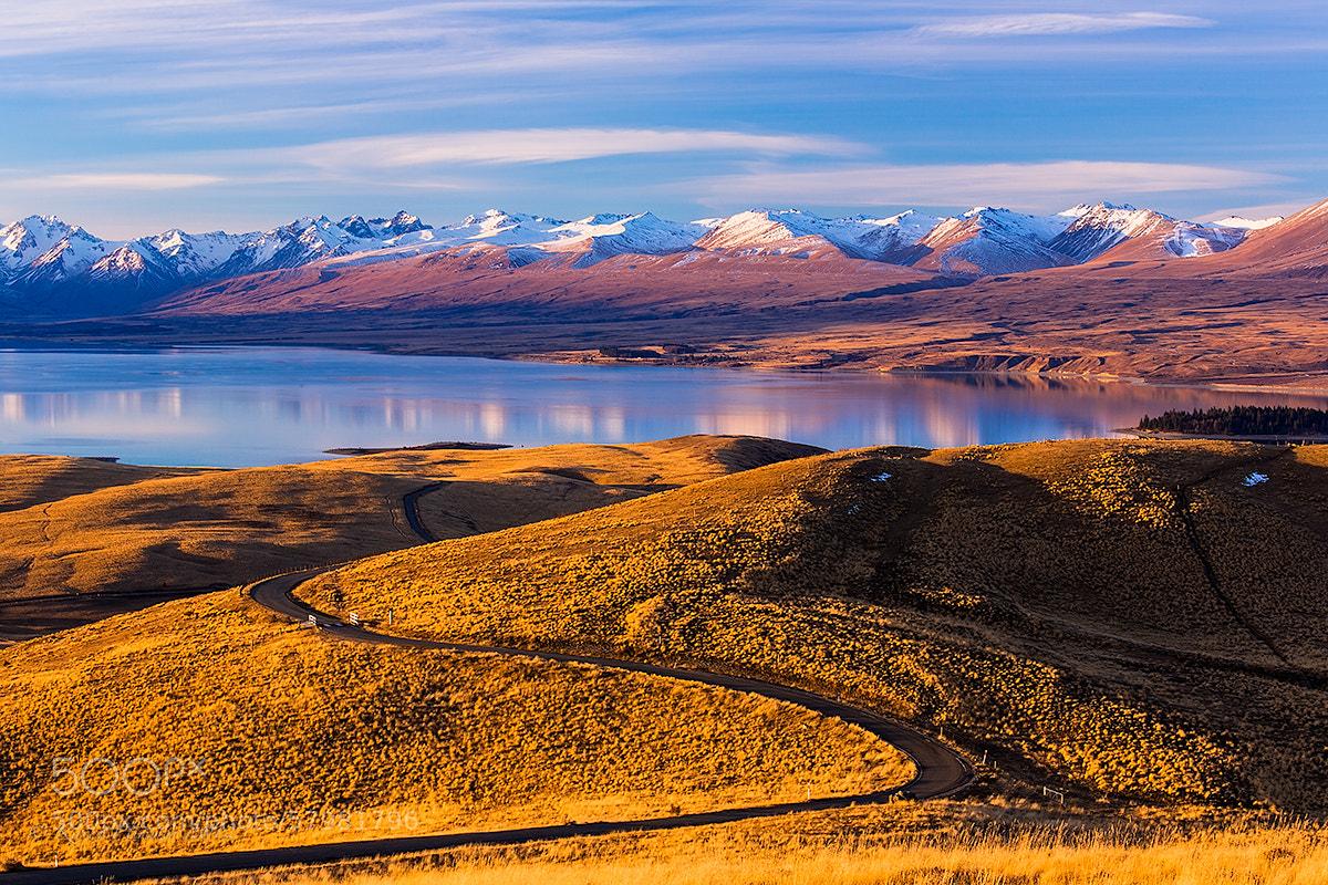 Photograph Lake Tekapo by Karen Plimmer on 500px