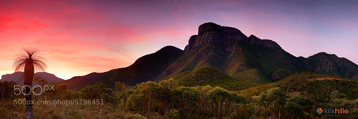 Photograph Bluff Knoll 2009 by Kirk Hille on 500px