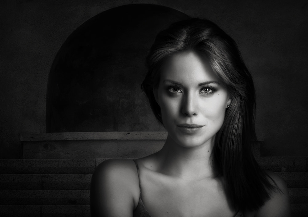 Photograph Andrea by Salvador Sabater on 500px