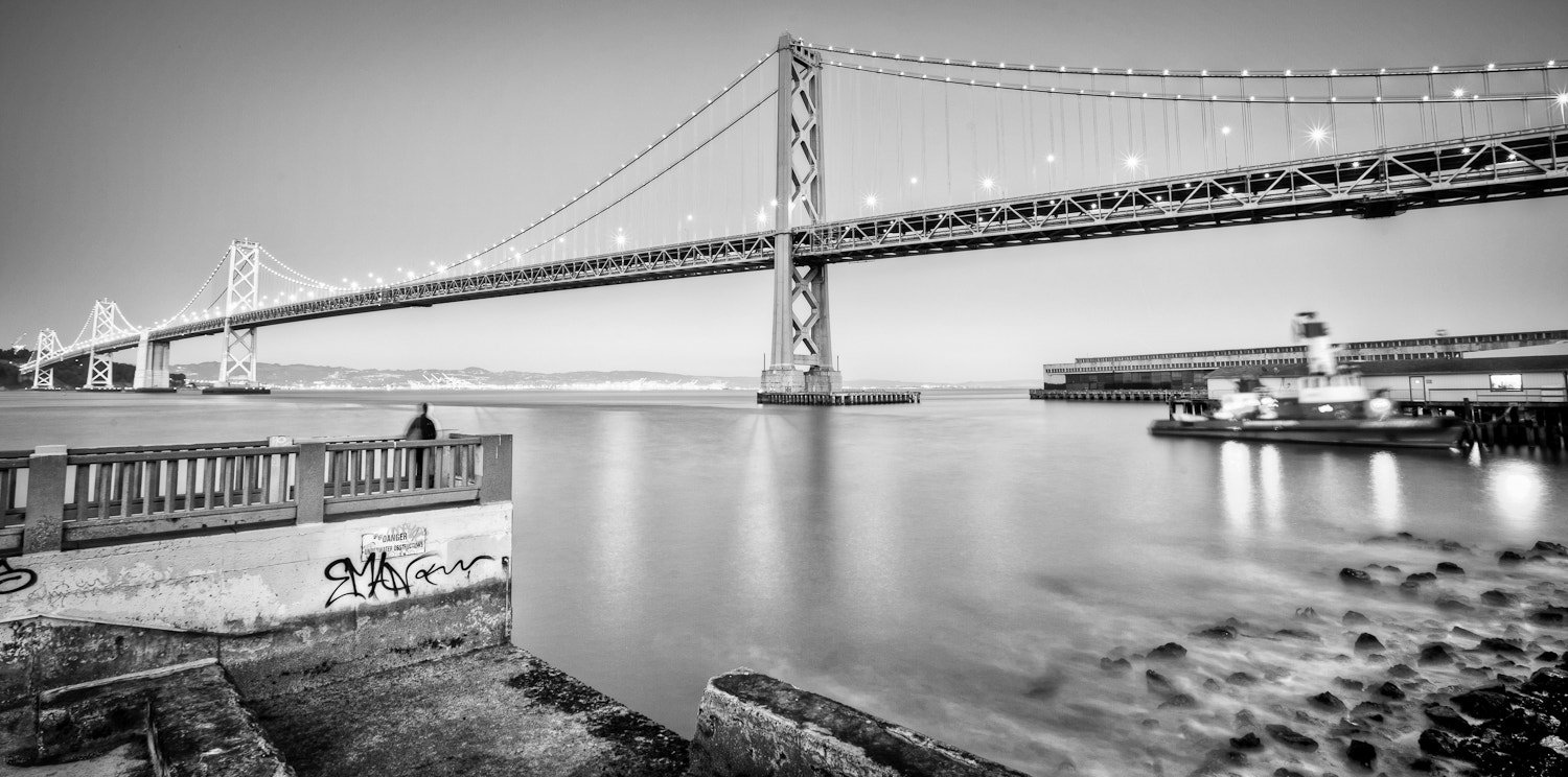 Photograph The Bay by Carlos Lopez on 500px