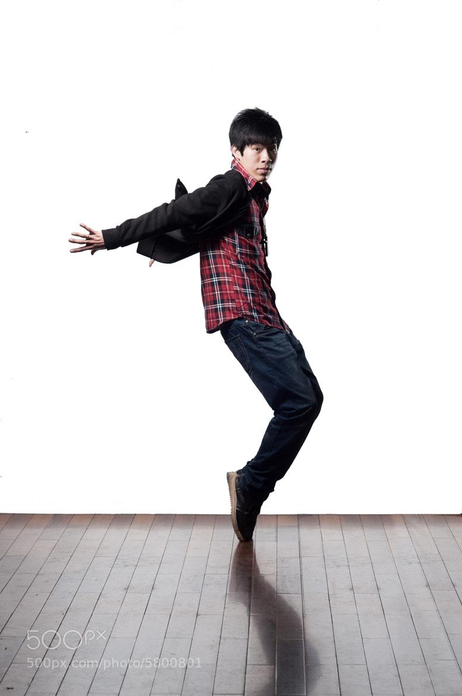Photograph imitate Michael Jackson by Yanbing Liu on 500px