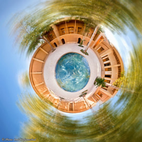 Earth's rotation by Omid Jafarnezhad (omid360)) on 500px.com