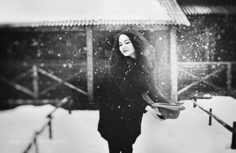 snow II by Jenya Push (Jenya_Push)) on 500px.com