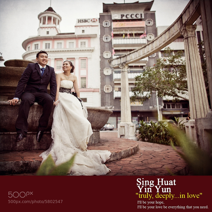 Photograph nanyang vintage love story by SJ Yap on 500px