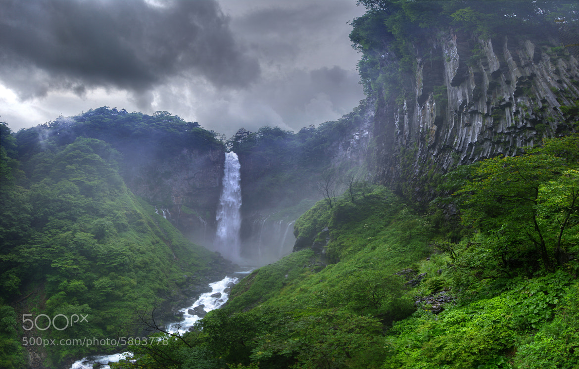 Photograph The Falls of the Lost World by Jose Antonio Montoya on 500px