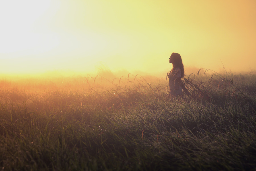 Photograph The Early Stillness by Lizzy Gadd on 500px