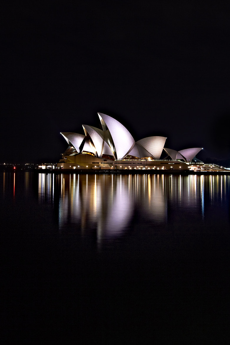 Photograph Opera House Reflections by Stanley Kozak on 500px