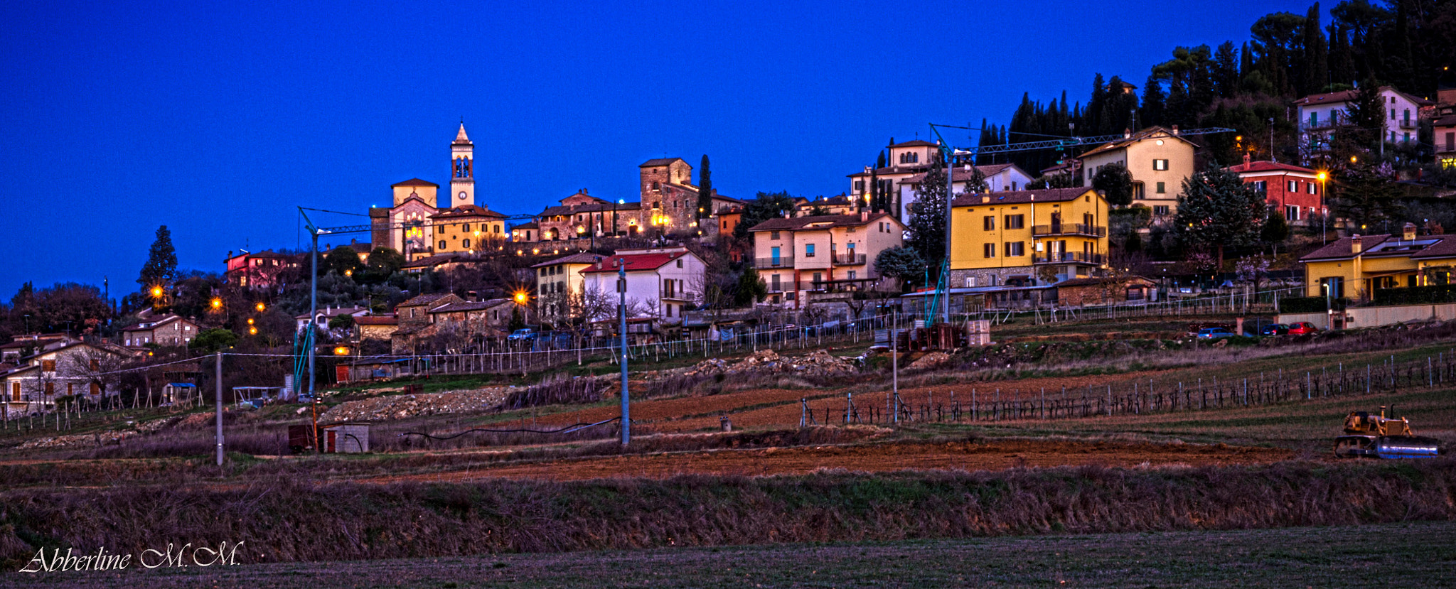 Photograph Solomeo by Massimo Moretti on 500px