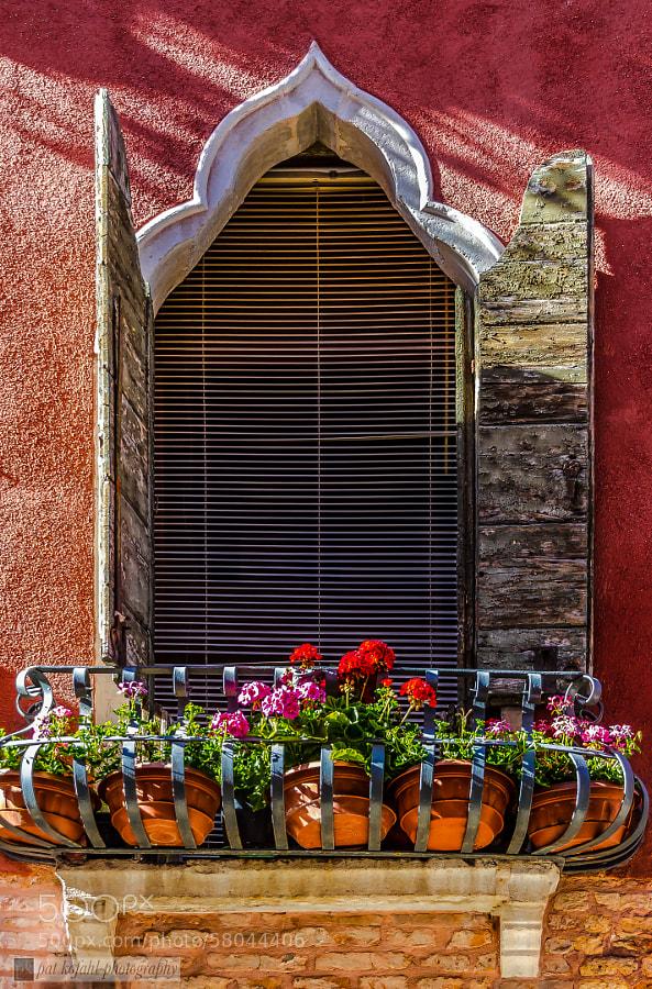 From the Balcony- Cannaregio by Pat Kofahl on 500px.com