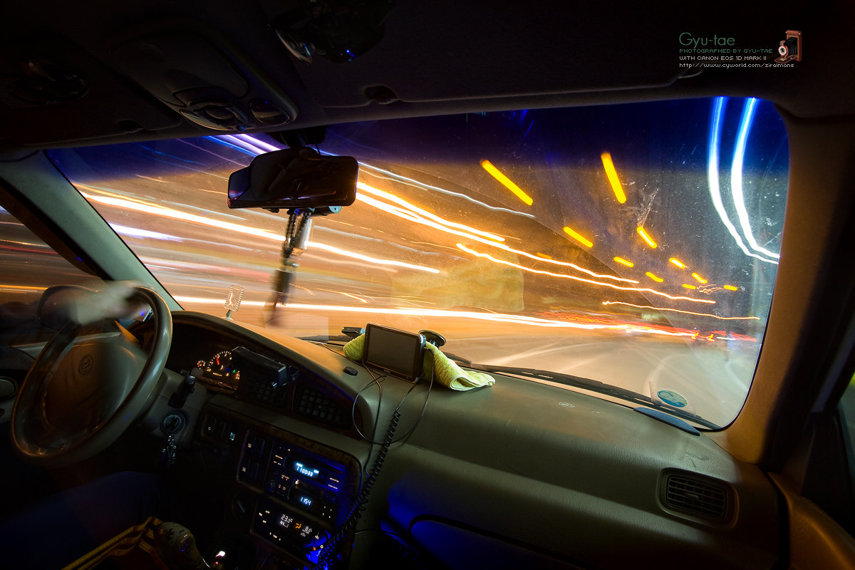 Photograph Driving by GYUTAE KIM on 500px
