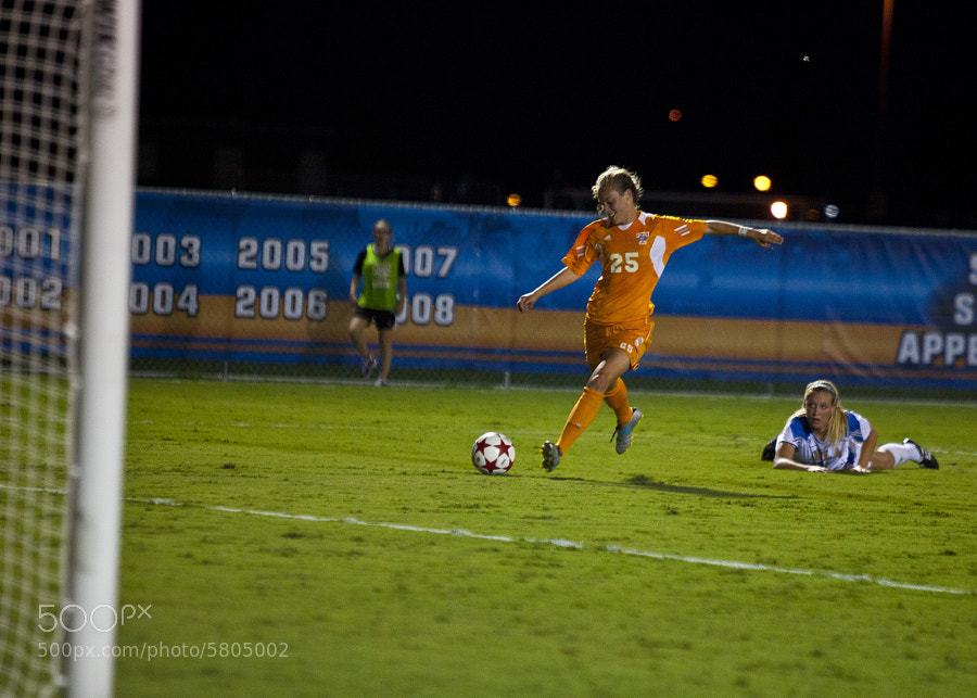 Matthew DeMaria • The Daily Beacon