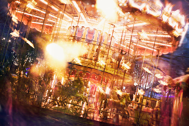 Photograph Carousel by Kristina Makeeva on 500px