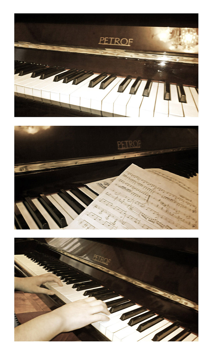 Photograph ... the piano... by Lala Aliyeva on 500px