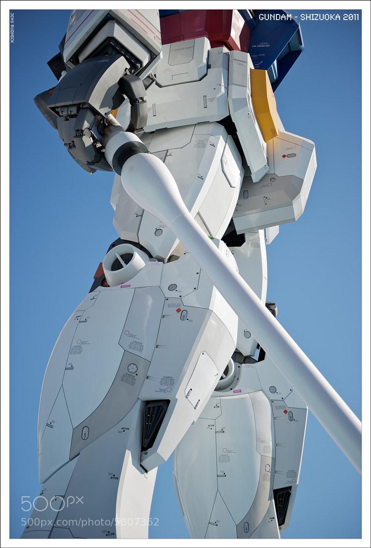 Photograph Gundam 6 by Jens Rudnick on 500px