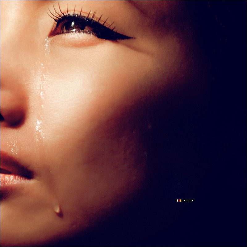 Photograph cry by Liu songtao on 500px