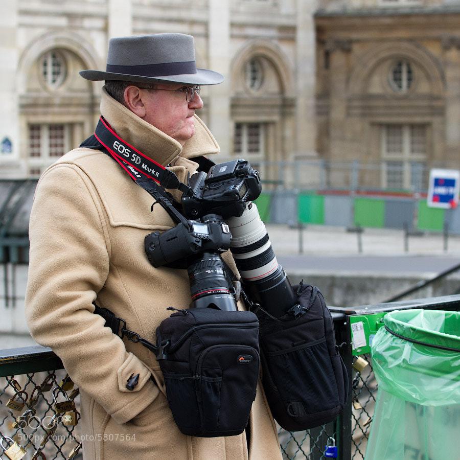 Photograph The spy by Alexander Dragunov on 500px
