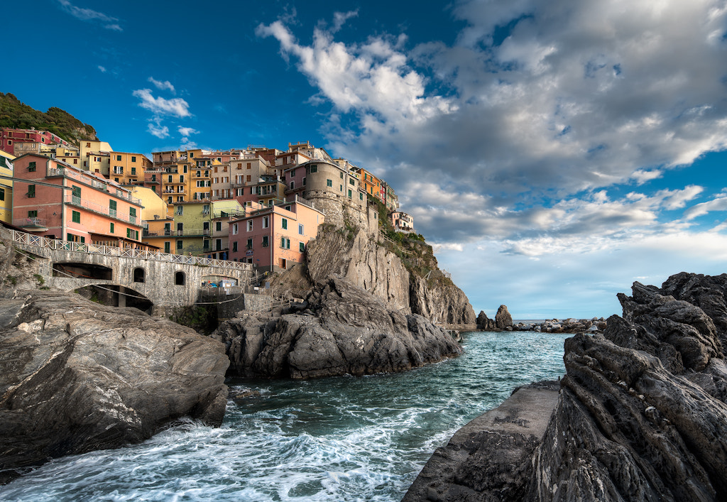 Photograph Falling Tide  by Elia Locardi on 500px