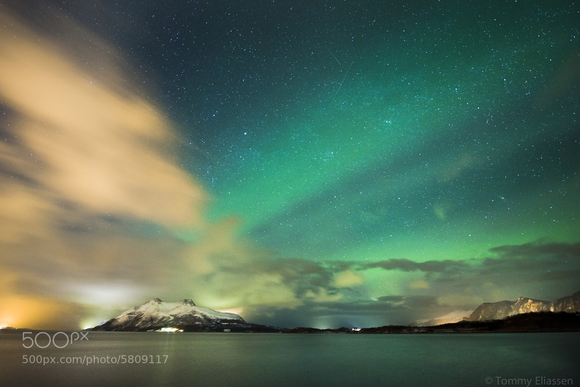 Photograph Meløy by Tommy Eliassen on 500px