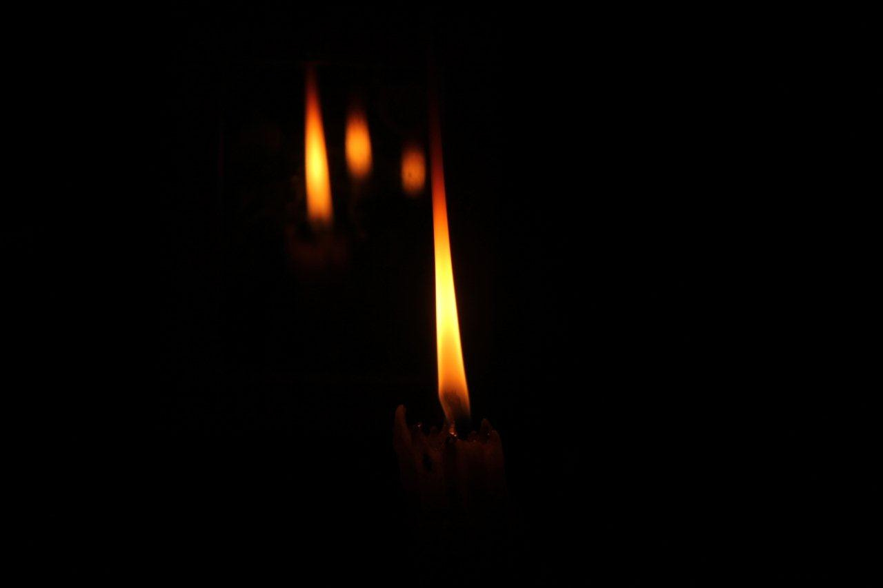 Photograph Candle of light by Muralitharan Sugumaran on 500px