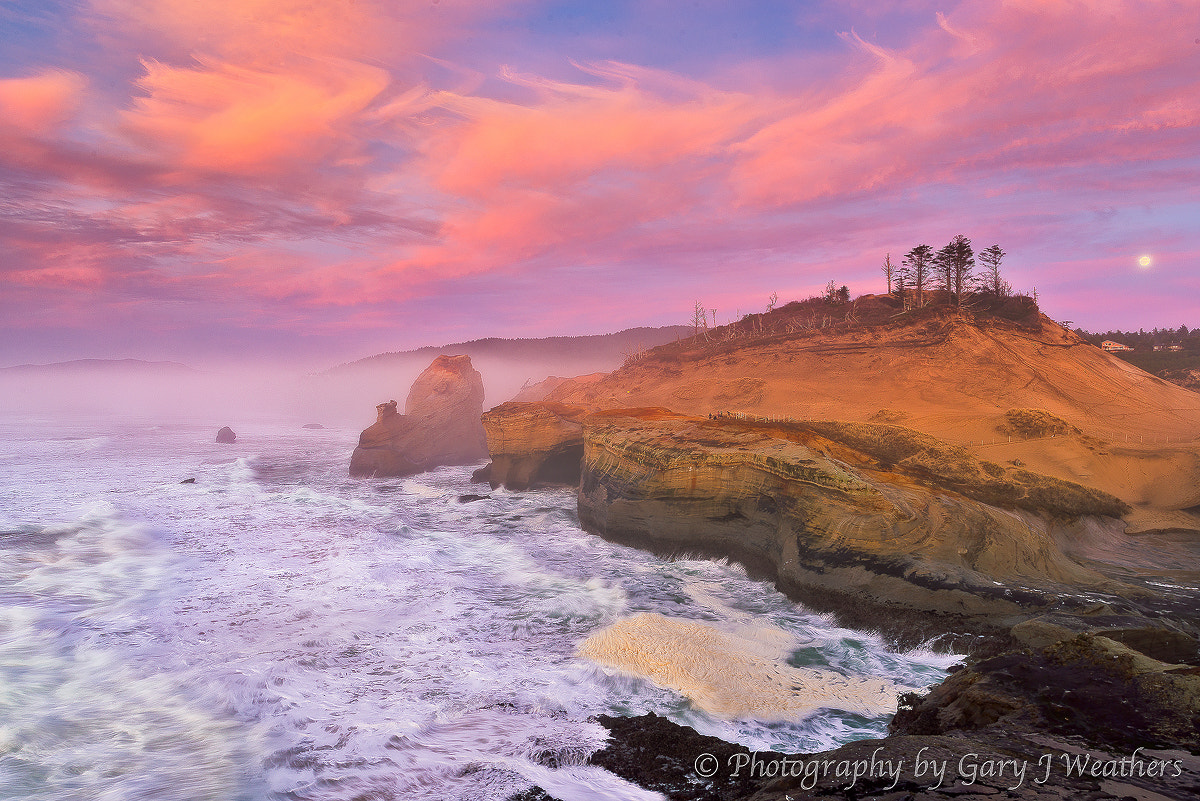 Photograph Cape Kiwanda Pink by Gary Weathers on 500px