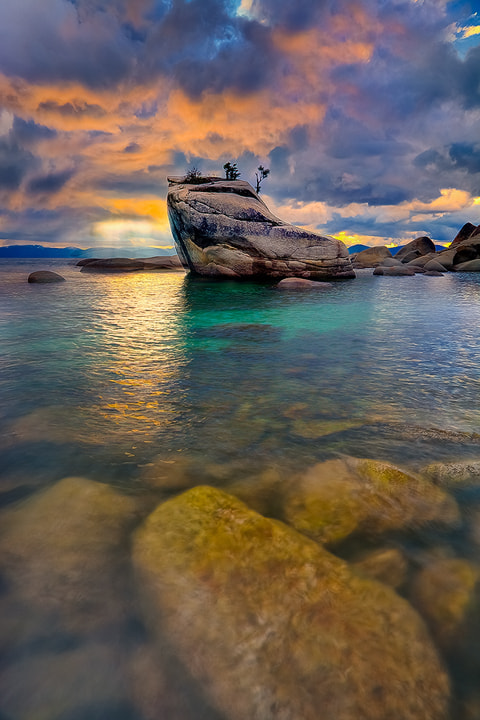 Photograph The Bonsai Rock by Kevin McNeal on 500px