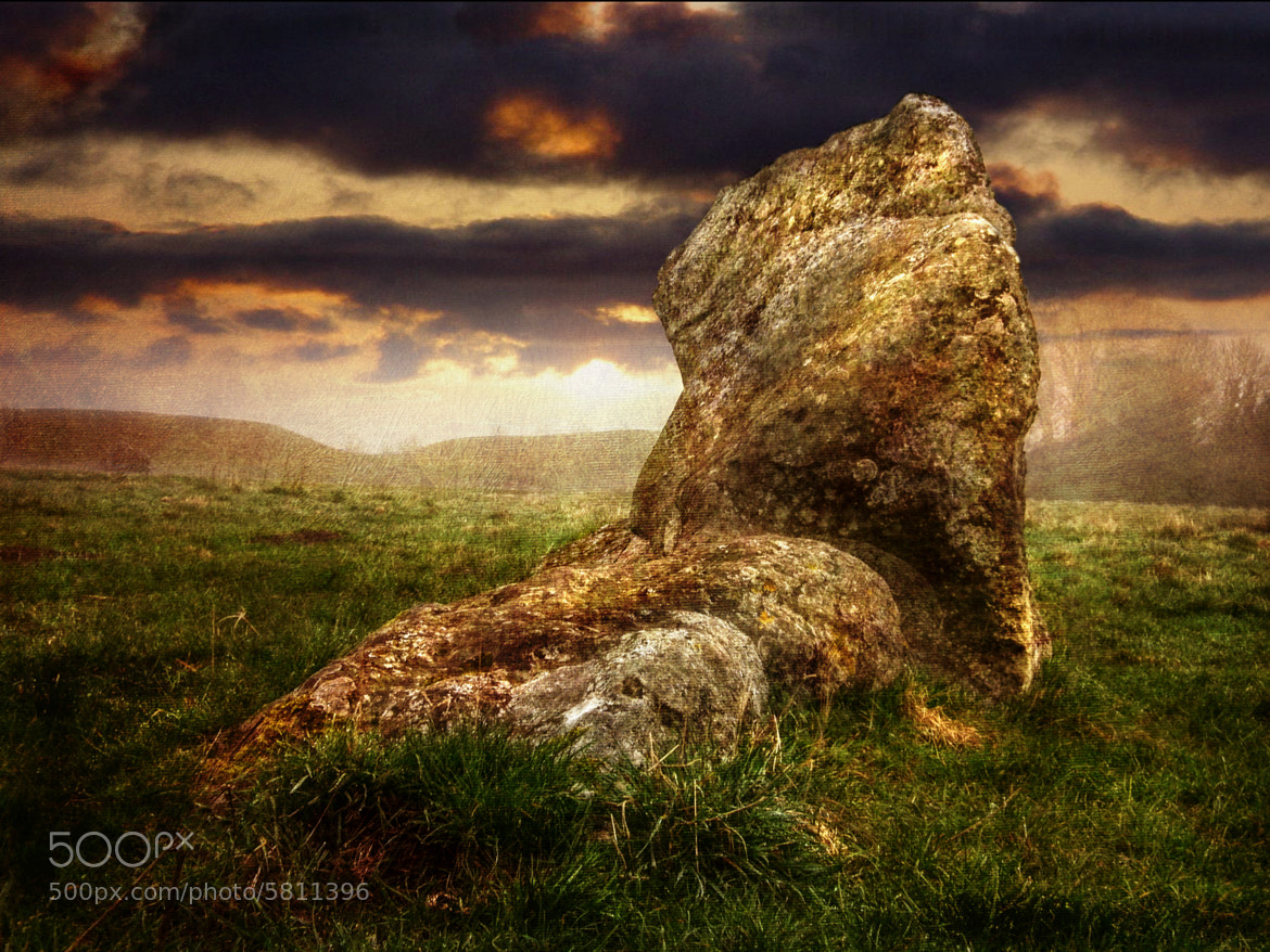 Photograph Sleeping Monolith by Link Bekka on 500px