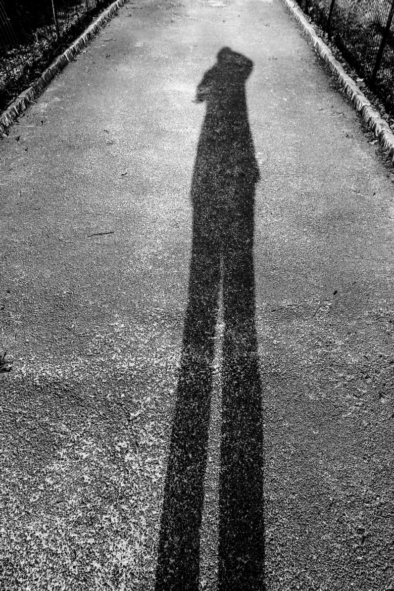 Photograph Me and My Shadow by Georgina Gomez on 500px