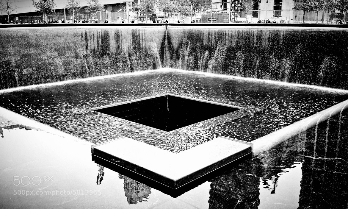 Photograph WTC Fountain by Angel Figueroa on 500px