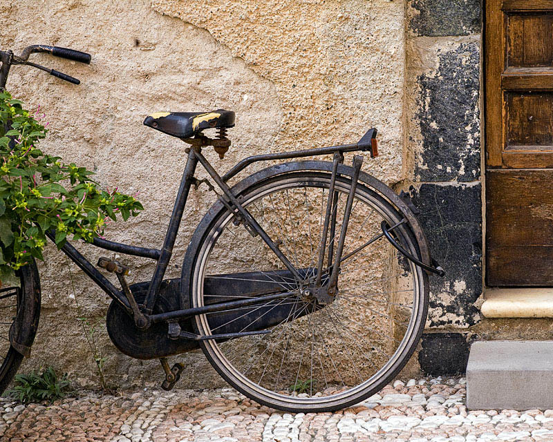 Photograph Bicycle and Limoncello by Rich Voninski on 500px