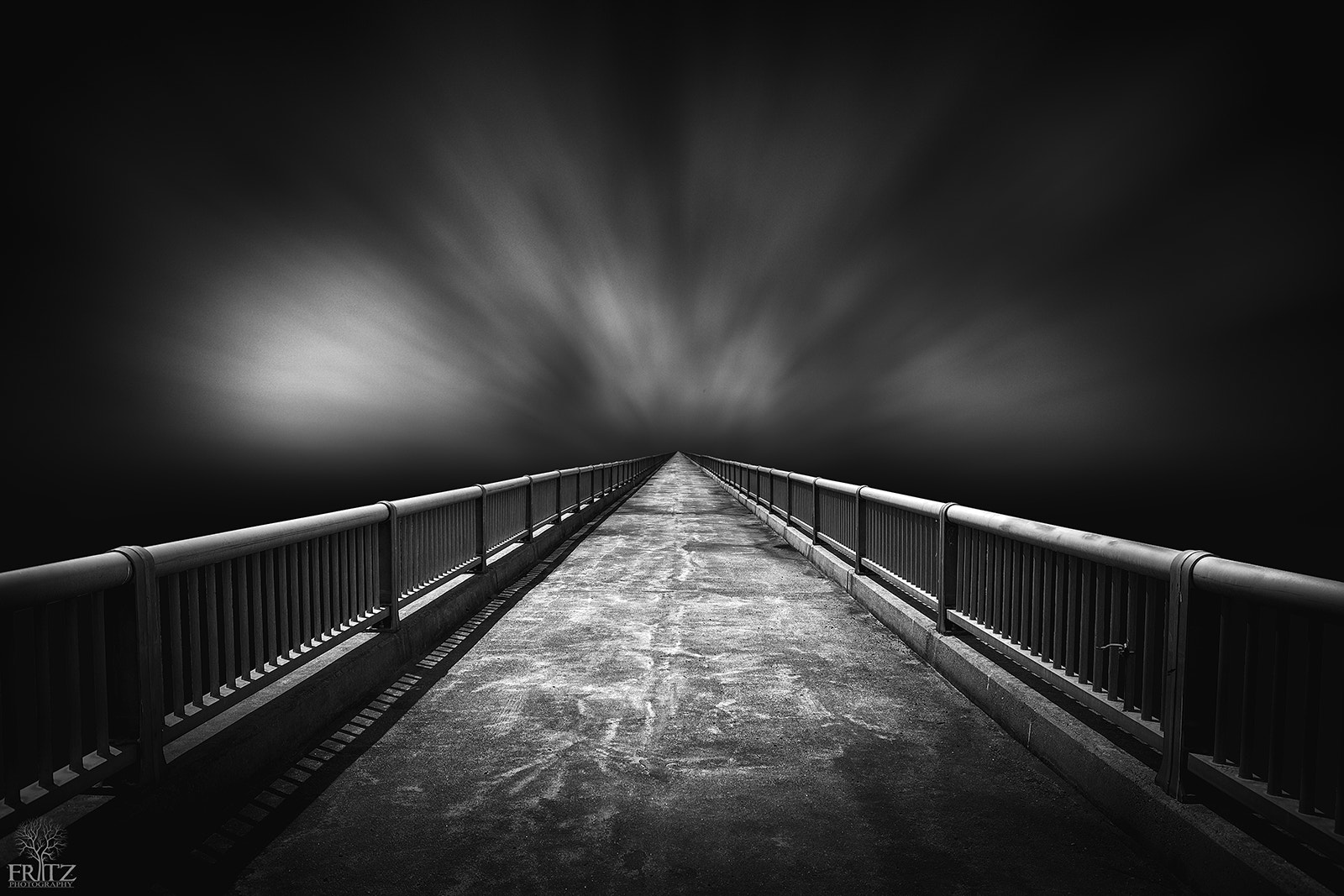 Photograph Road to Nowhere by Bill Fritz on 500px