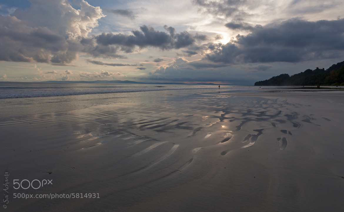 Photograph Beach & Sunset by S A  I on 500px