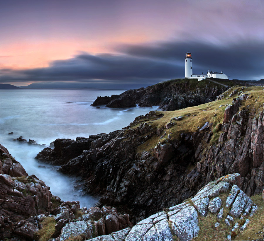Photograph Fanad Dawn by Stephen Emerson on 500px