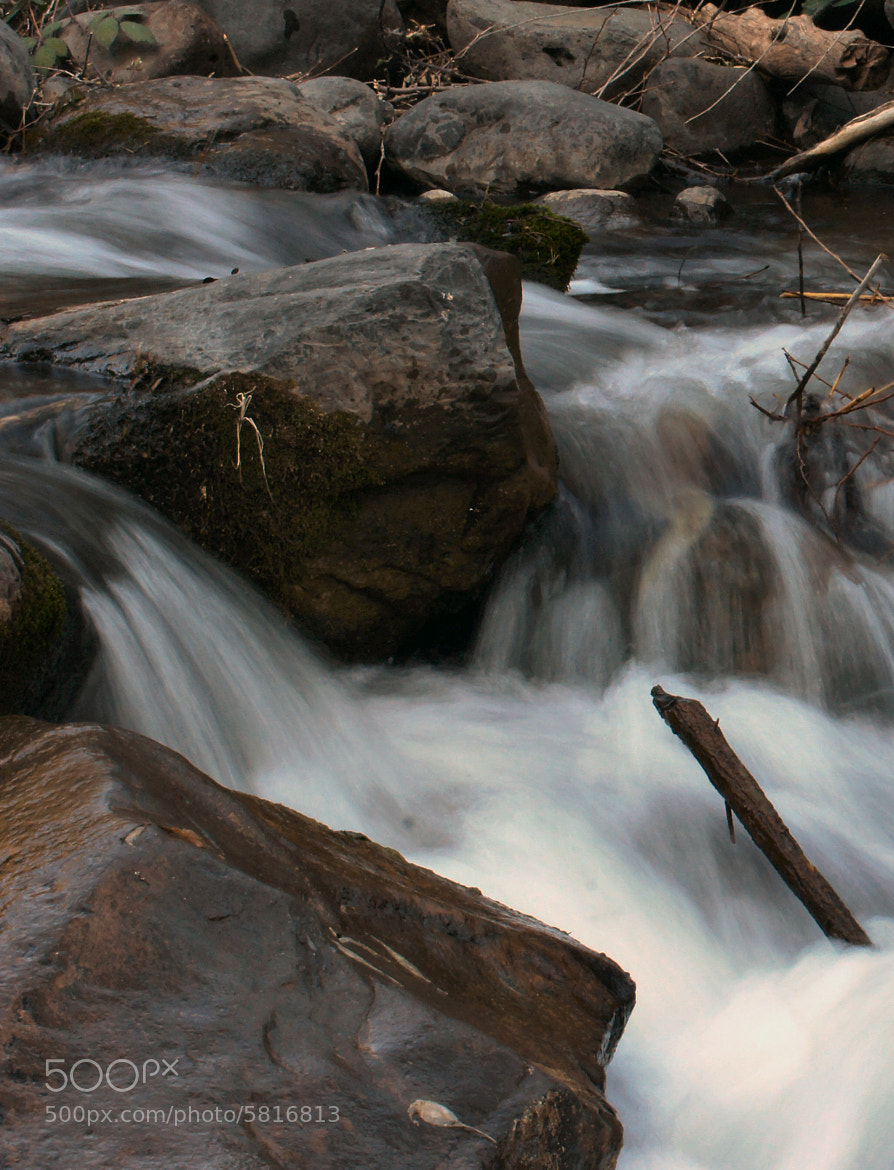 Photograph Rushing Water by Robin O'Donnell on 500px