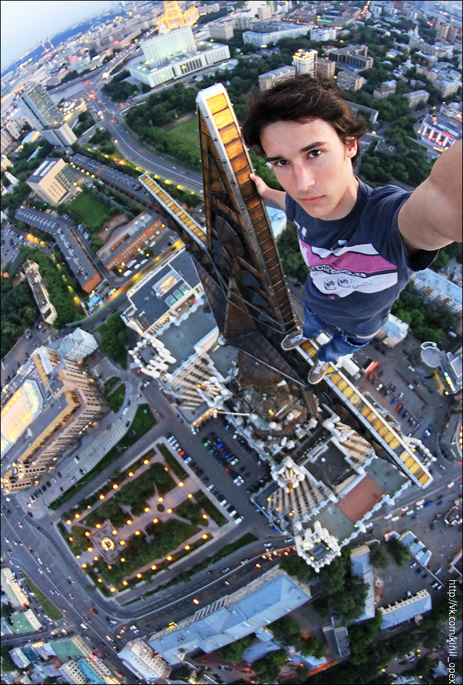 Photograph Rooftopper by Kirill Oreshkin  on 500px
