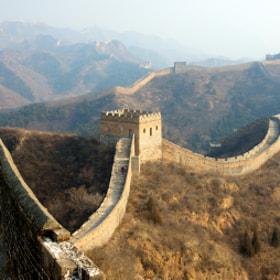 Great Wall I by Jelle Dekker on 500px.com